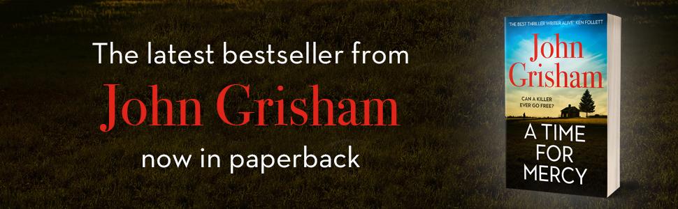 latest bestseller from John Grisham in paperback