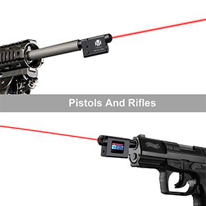 for pistol and rifle