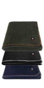 100 Percent Wool Blanket