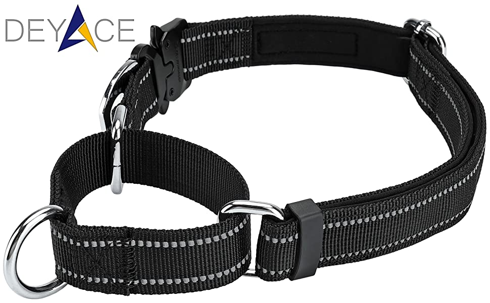 Martingale collar for dogs GL08