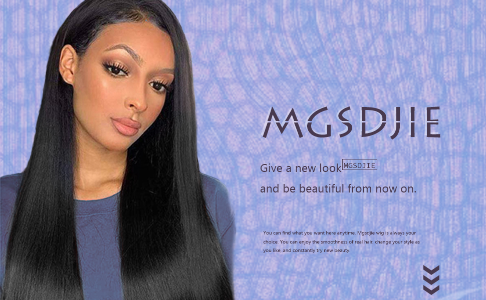 Straight Lace Front Wigs Human Hair