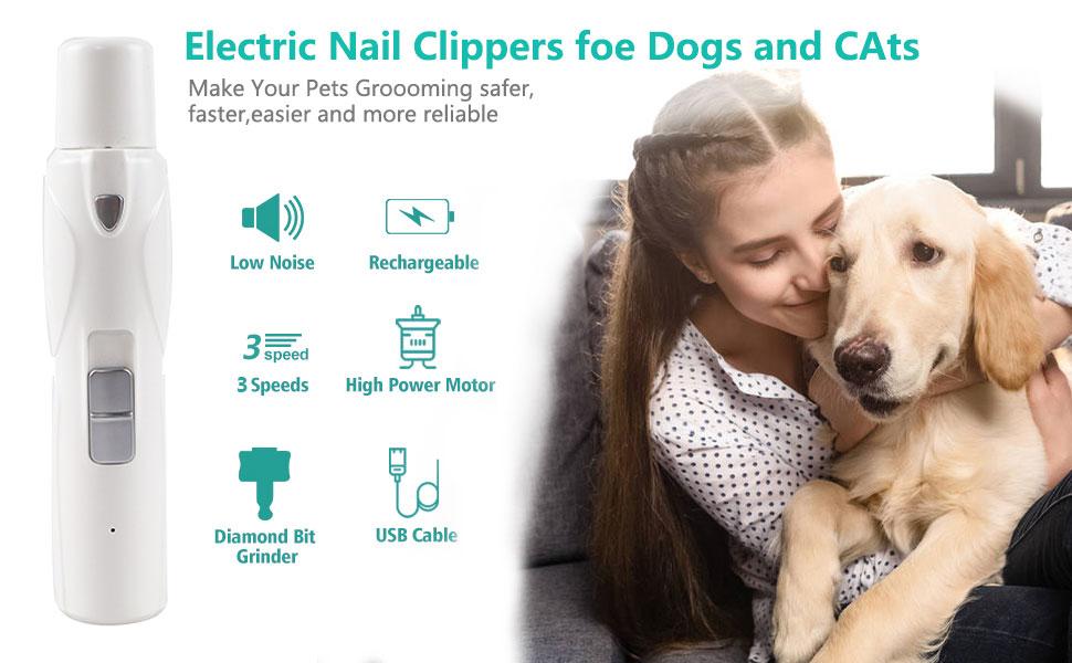 Dog Nail Grider