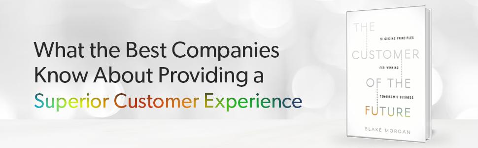 Customers, Future, Leadership, Companies, Business