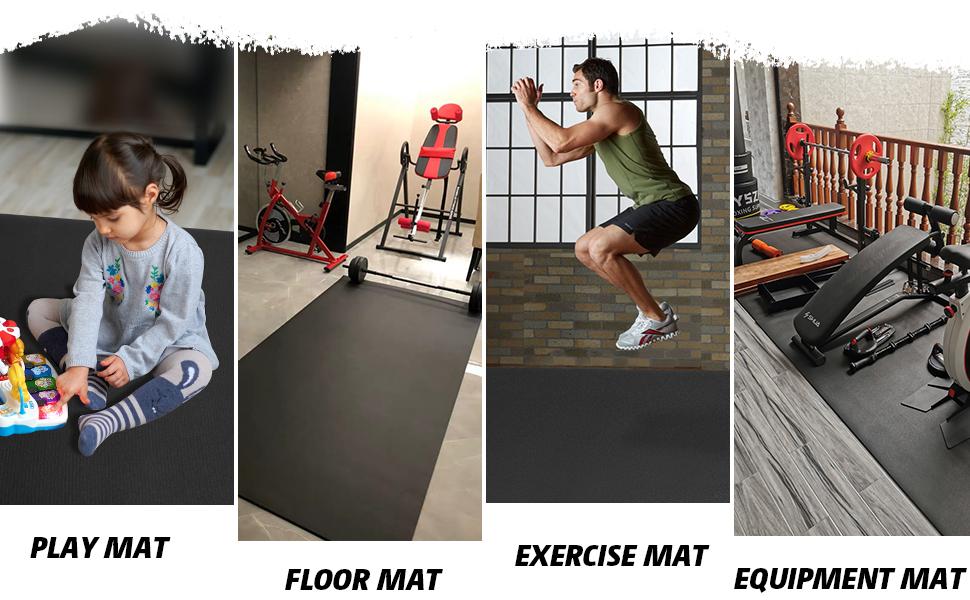 large sport mat