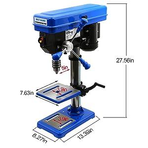 drill press 10 inch