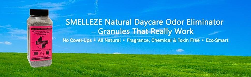 Daycare Odor Eliminator Granules That Really Work