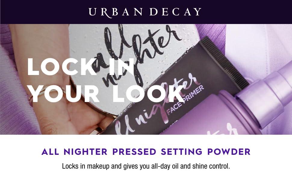 UD Pressed Setting Powder