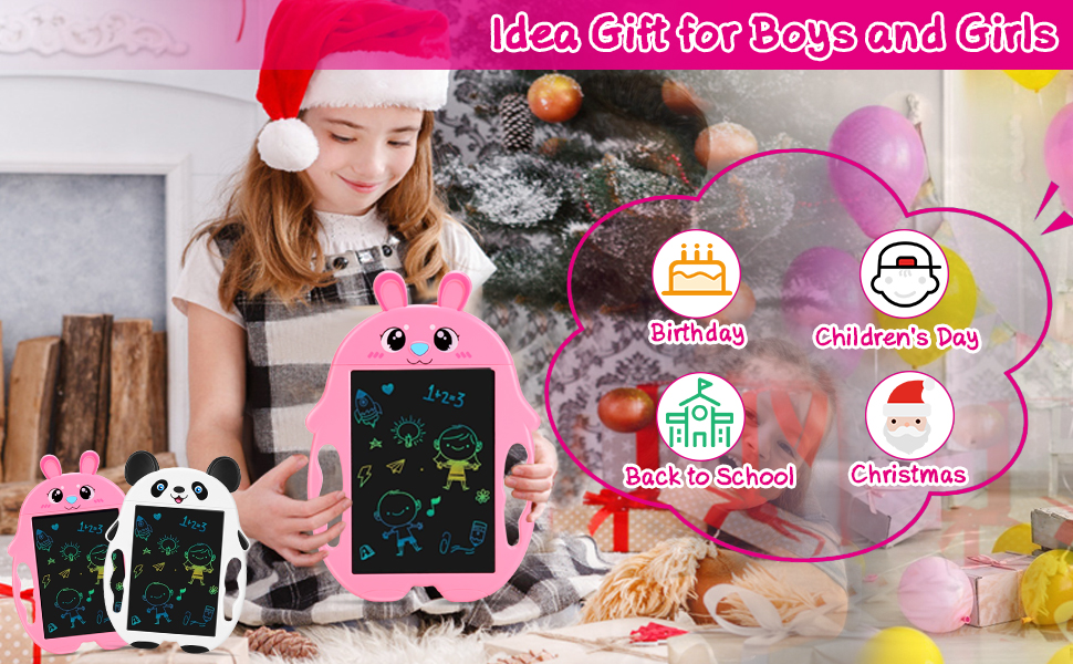 Toys Gifts for 3 4 5 6 7 Years Old Girls
