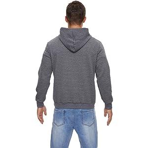 mens casual hoodies