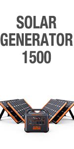 Solar Generator 1500