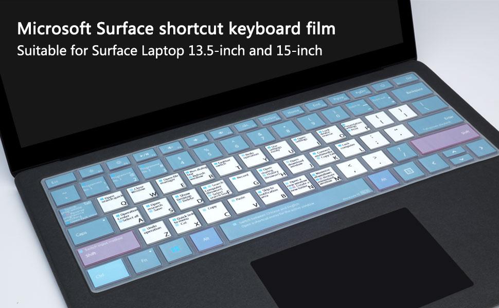 13.5 inch  Shortcut keyboard film