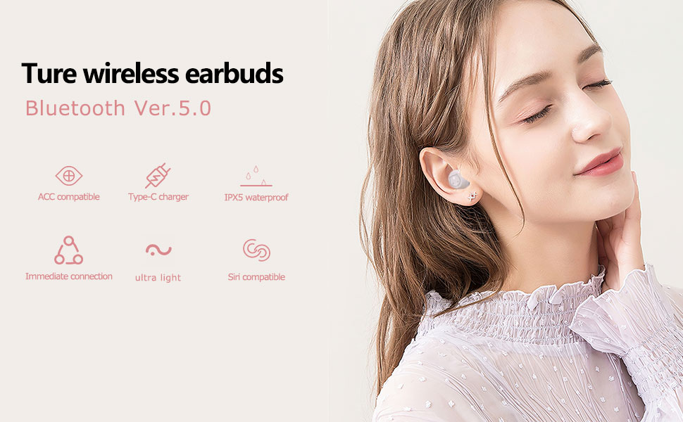 Ture wireless earbuds