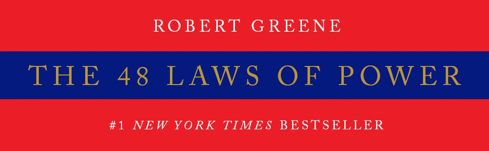 48 Laws of Power by Robert Greene