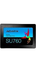 ADATA SU760 2.5-inch SSD