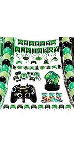 Gaming Party Decorations B088CXN4MJ