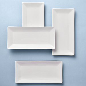plates set weights plates white plates