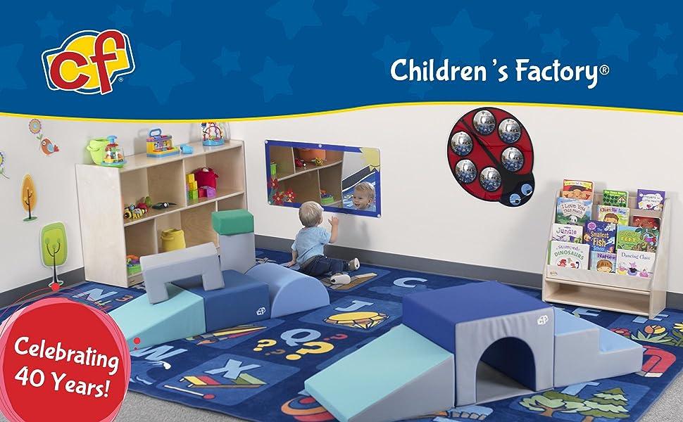 Kids bean bag chair; Foam play mat; Foam play mat; Flexible seating; Toddler climber; reading nook