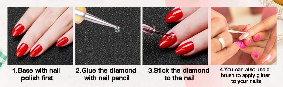 nail art tools and accessories