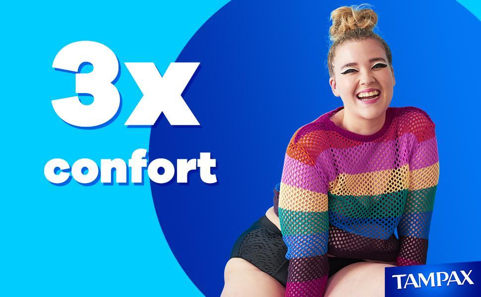 3x confort