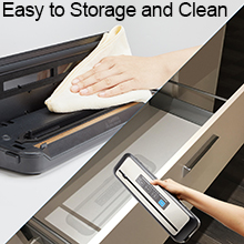 Easy to Storage and Clean