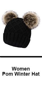 hat for women winter pom beanie women  women beanies women beanies for winter