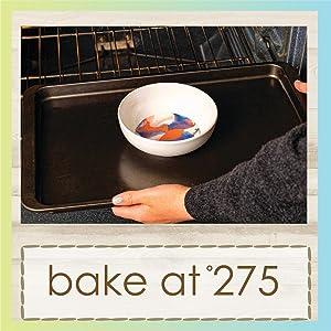 Bake at 275 degrees