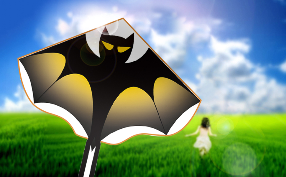 Bat kite