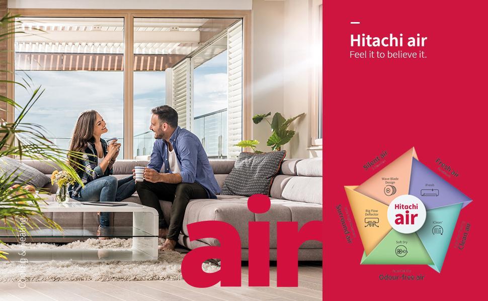Hitachi air technologies