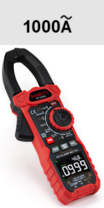 HT208A Clamp Meter