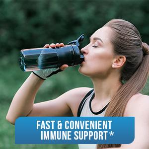 Fast Immune Support