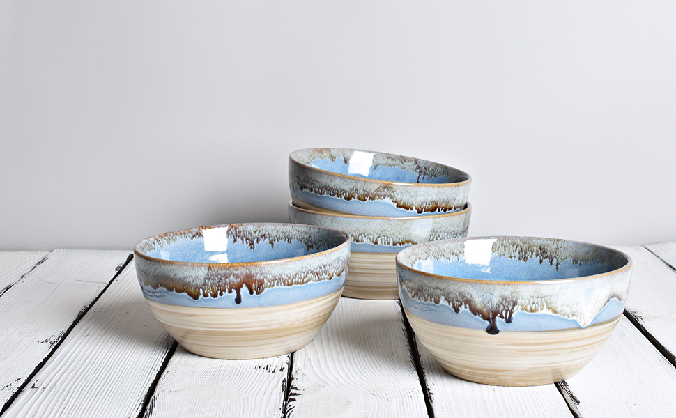 ceramic soup Cereal bowls set