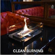 CLEAN BURNING