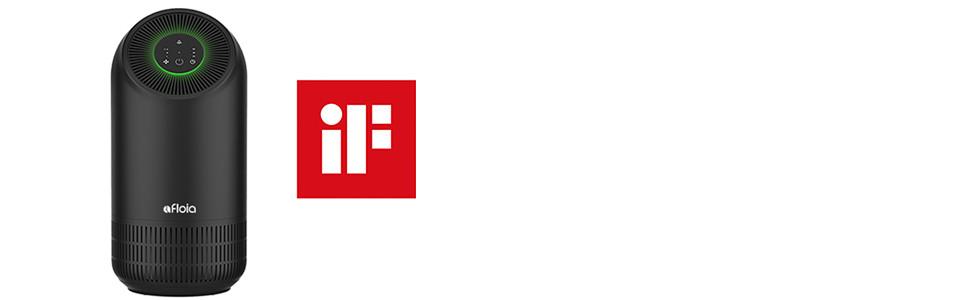 Won the German iF Design Gold Award