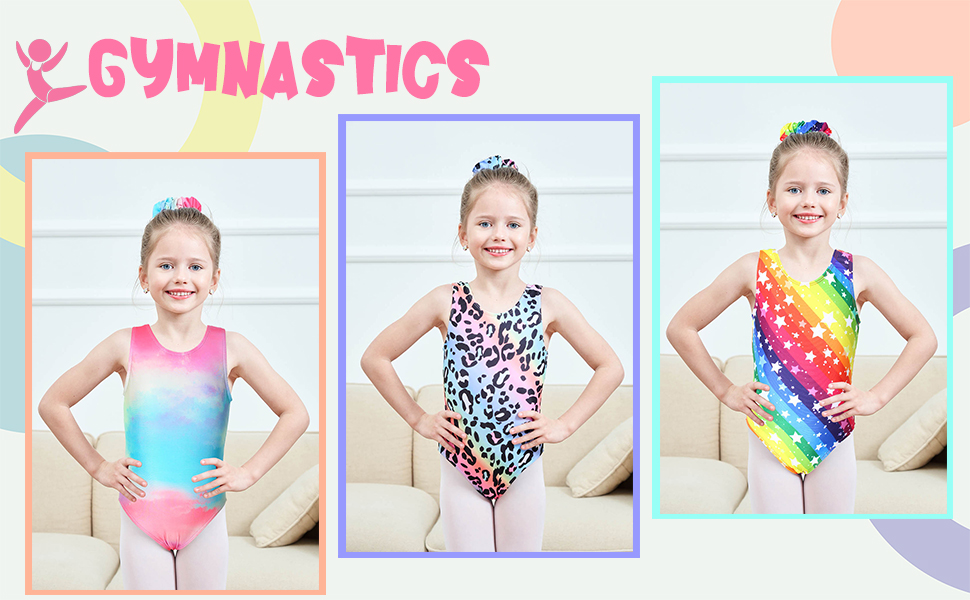 The Muticolor for the Leotards