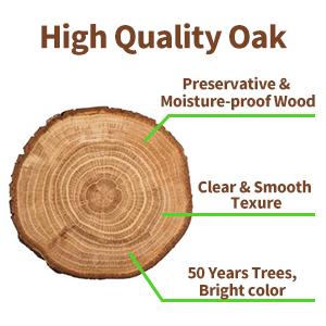 High Quality Oak