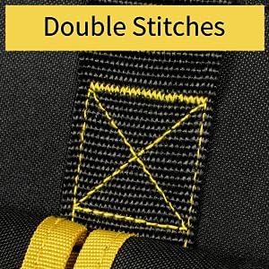 Double Stitches