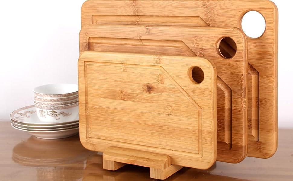3 set cutting board