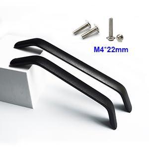 Schroefgrootte: M4 x 22 mm