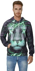lion hoodies