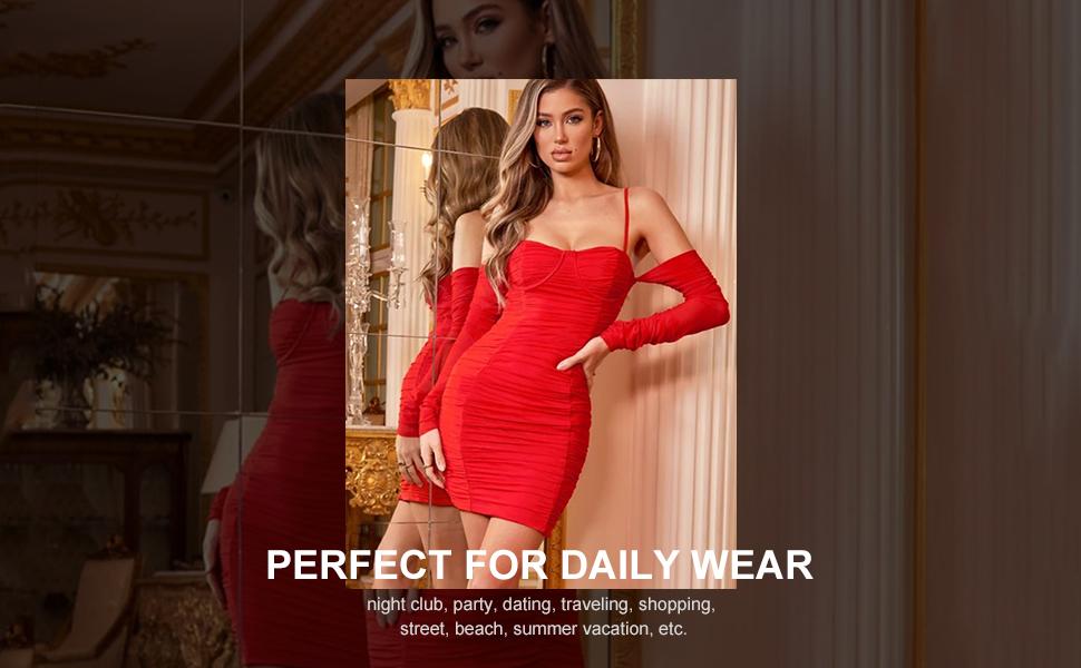 slip dress strapless