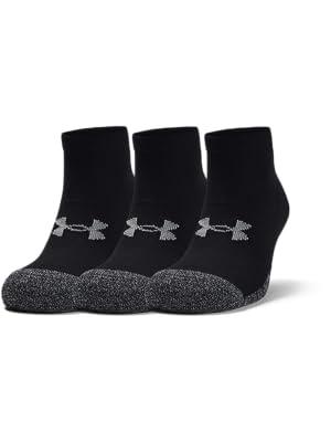 3 paires de chaussettes basses HeatGear Lo Cut pour adulte