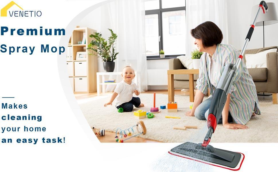 mop for wood floors