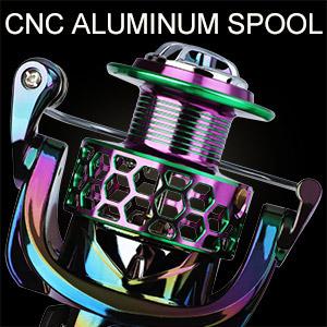CNC ALUMINUM SPOOL