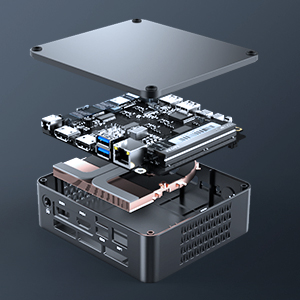 Large and Expandable 16GB RAM/512GB SSD