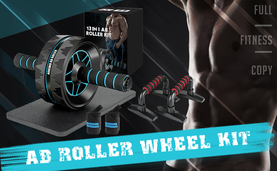 13-in-1 Ab Roller