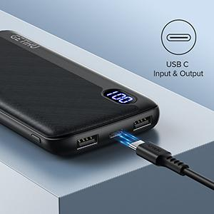 2 Pack GETIHU portable charger