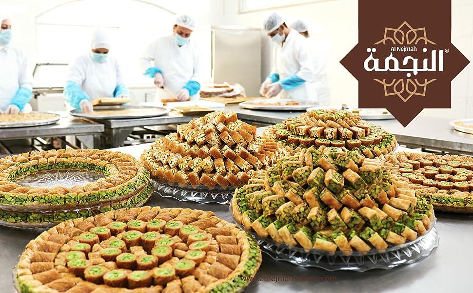 Al Nejmah Sweets