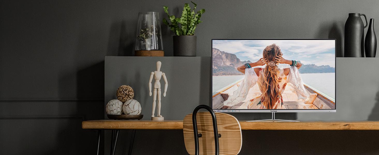 Viewsonic Vx3276-2k-mhd 32'' 1440p Ips Led Monitor