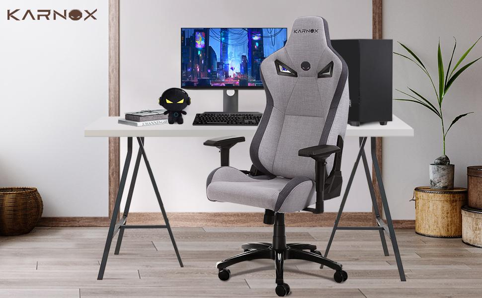 Karnox gaming chair office chair prime furniture gaming chair prime day sales 2021 prime furniture