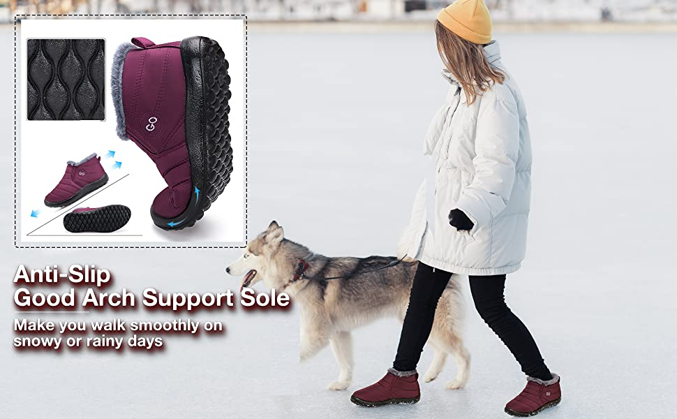 women boots,winter boots,women snow boots,women ankle boots,women boots winter clearance